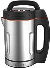 DAEWOO SDA1714 Maker | Usage-1000W | Capacité 1,6 L | Idéal pour soupe lisse et épaisse | Voyants LED | Capteurs de surcha...