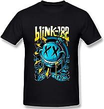 ZhanGYG322 Casual Blink 182 EU Deck T Shirts for Men