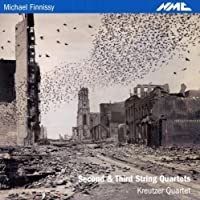 Second & Third String Quartets by Michael Finnissy (2013-05-03)
