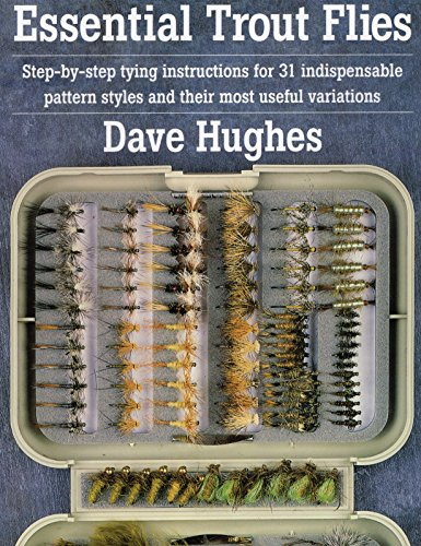 Best Fly Tying Book for Trout