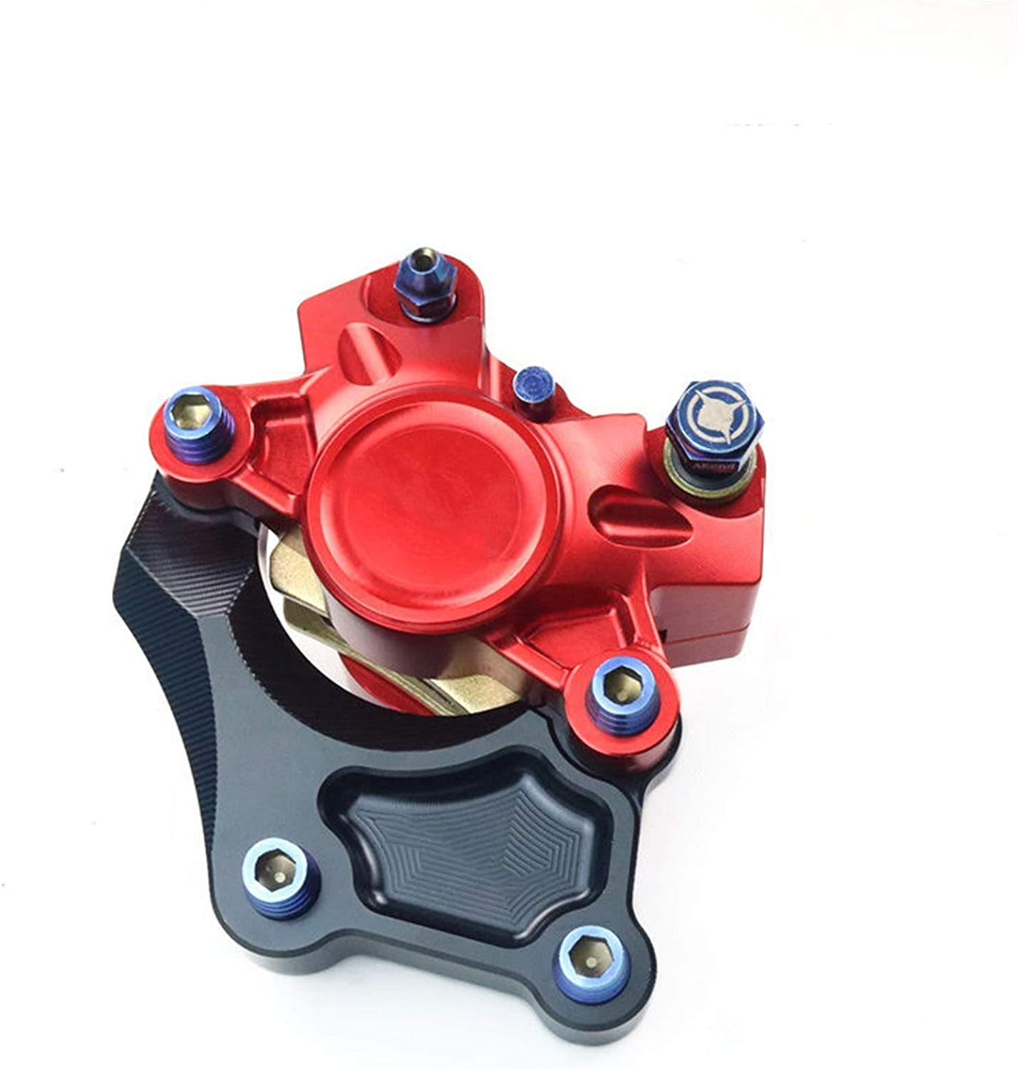 CMYYFA Brake Caliper with Adapter for Motorcyc Most Challenge the lowest price of Japan ☆ Suitable Very popular kit