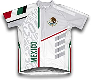 ScudoPro Mexico Short Sleeve Cycling Jersey for Men