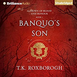 Banquo's Son audiobook cover art