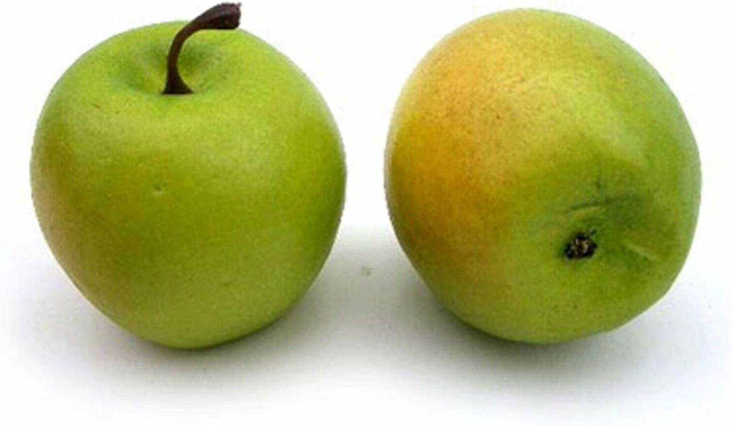 Artificial Green Award Yellow Blush Apple of Bag Decorative Small All items free shipping 24
