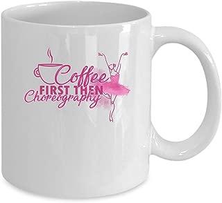 dance teacher coffee mug