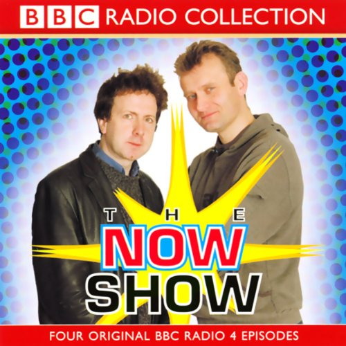 The Now Show audiobook cover art
