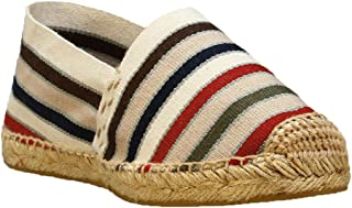DIEGOS Women's Men's Espadrilles. Hand Made in Spain. (EU 35, French)