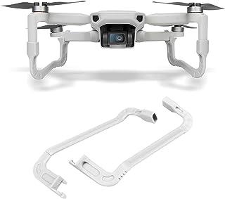 DJFEI Mavic Mini 2 Carrello di Atterraggio Esteso Proteggi Gambe Estensione, Accessori Drone di Protezione Sottoscocca e S...
