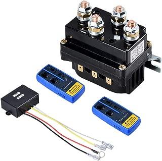 Nrpfell Interruptor de Palanca X5 Resistente 20A 125V SPST 2 Terminal Encendido//Apagado del Coche una Prueba de Agua ATV