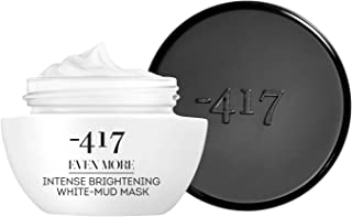 -417 Intense Brightening White Mud Mask- Anti Aging Face Mask Infused with Kojic Acid- Dead Sea Minerals Even More Collection 1.7 oz.