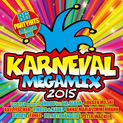 Karneval Megamix 2015