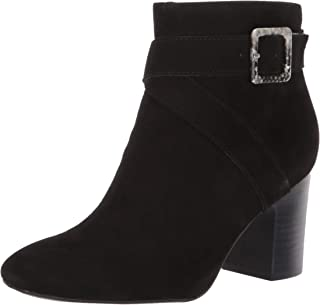 Best black suede ankle boots mid heel Reviews