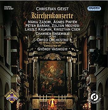 Geist, C.: Church Music