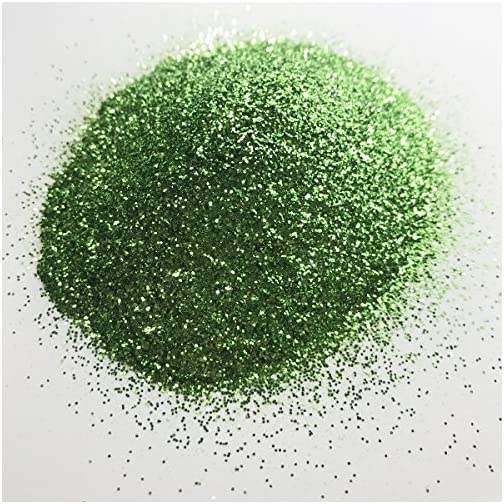 Craft and Party, 1 Pound Bottled Craft Glitter for Craft and Decoration (Apple Green) |