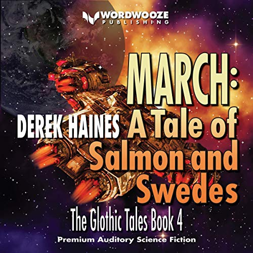 March: A Tale of Salmon and Swedes  By  cover art