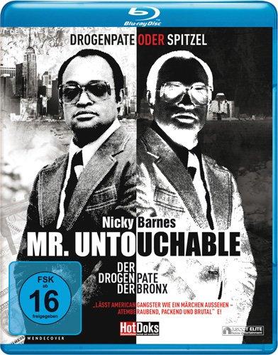 Mr. Untouchable - Der Drogenpate der Bronx [Blu-ray] [Alemania]