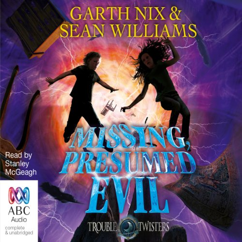 Missing, Presumed Evil audiobook cover art