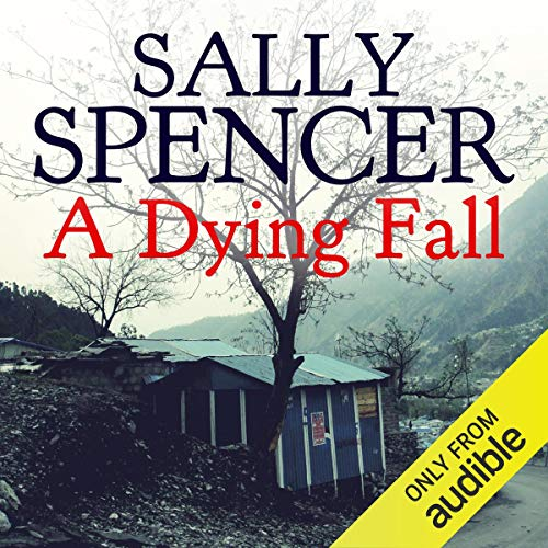 A Dying Fall audiobook cover art
