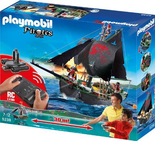 PLAYMOBIL 5238 - Piratensegler mit RC-Unterwassermotor*