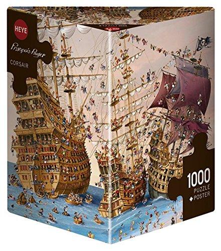 Corsair Puzzle: 1000 Teile