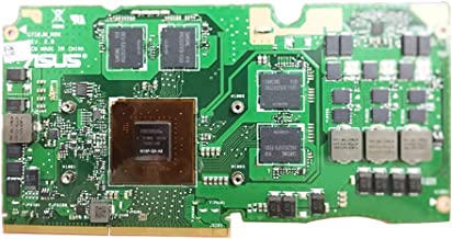 New 2GB Graphics Video Card GPU Replacement for Asus ROG G750 G750J G750JS G750JM Laptop Computer, nVidia Geforce GTX 860M...