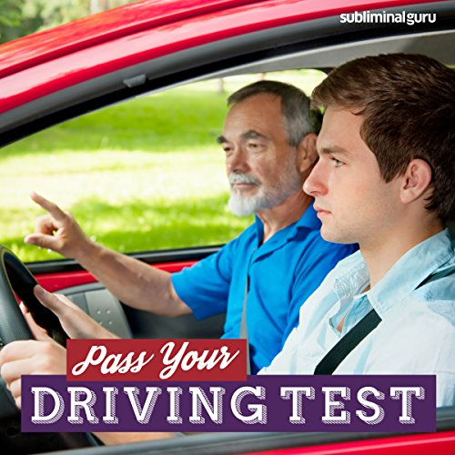 Pass Your Driving Test     Earn Your Driving License with Subliminal Messages              By:                                                                                                                                 Subliminal Guru                               Narrated by:                                                                                                                                 Subliminal Guru                      Length: 1 hr and 10 mins     2 ratings     Overall 3.0