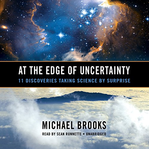 At the Edge of Uncertainty audiobook cover art