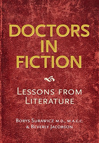 61fcCjagzzL - Doctors in Fiction: Lessons from Literature