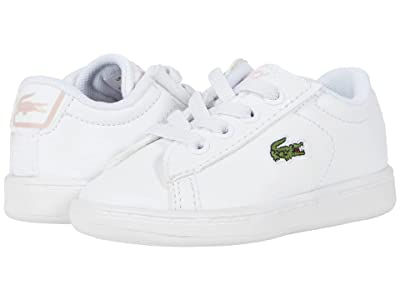 Lacoste Kids Carnaby Evo 0121 1 SUI (Toddler/Little Kid)