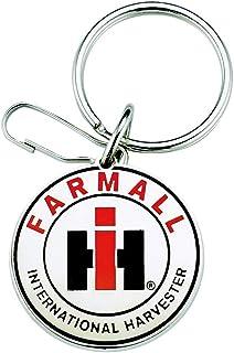 Plasticolor 004276R01 International Harvester Farmall Enamel Key Chain