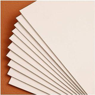 Journal notebooks حامي العين البيج البيج فارغة، منصات مذكرة منصات المذكرة، كتب غير ملفية-10 منصات مع 40 ورقة في كل وسادة (...