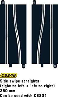 Scalextric C8246 Track Side Swipe Straight 13.75 inches