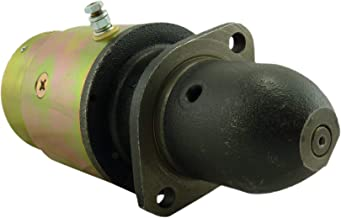 New USA! Made Starter for Massey Ferguson Industrial Tractor MF-356 Continental GF-193 Gas 1961-1962 1107226 1900-04-M91 1900-348-M91 TS-1126 A500421 201004093 44-0710 91-01-3996 4093N-USA