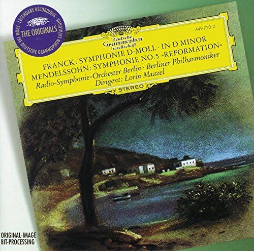Berliner Philharmoniker, Radio-Symphonie-Orchester Berlin & Lorin Maazel