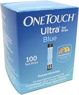 One touch Ultra 100 Count
