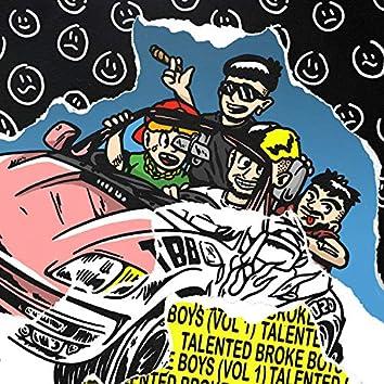 TALENTED BROKE BOYS, Vol.1