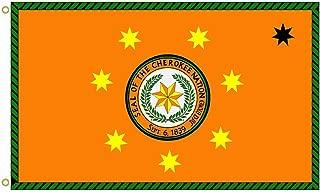 Cherokee Nation Flag 3x5ft outdoor flag