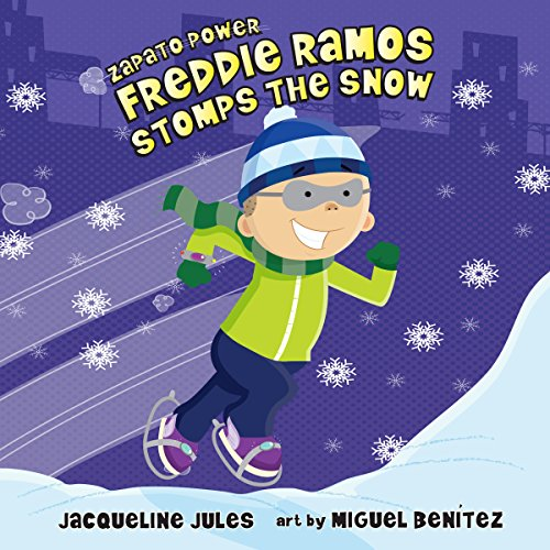 Freddie Ramos Stomps the Snow cover art