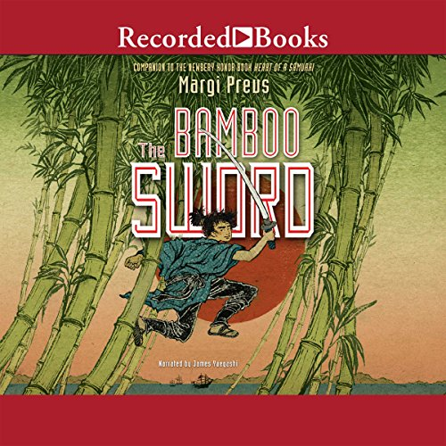 The Bamboo Sword audiobook cover art