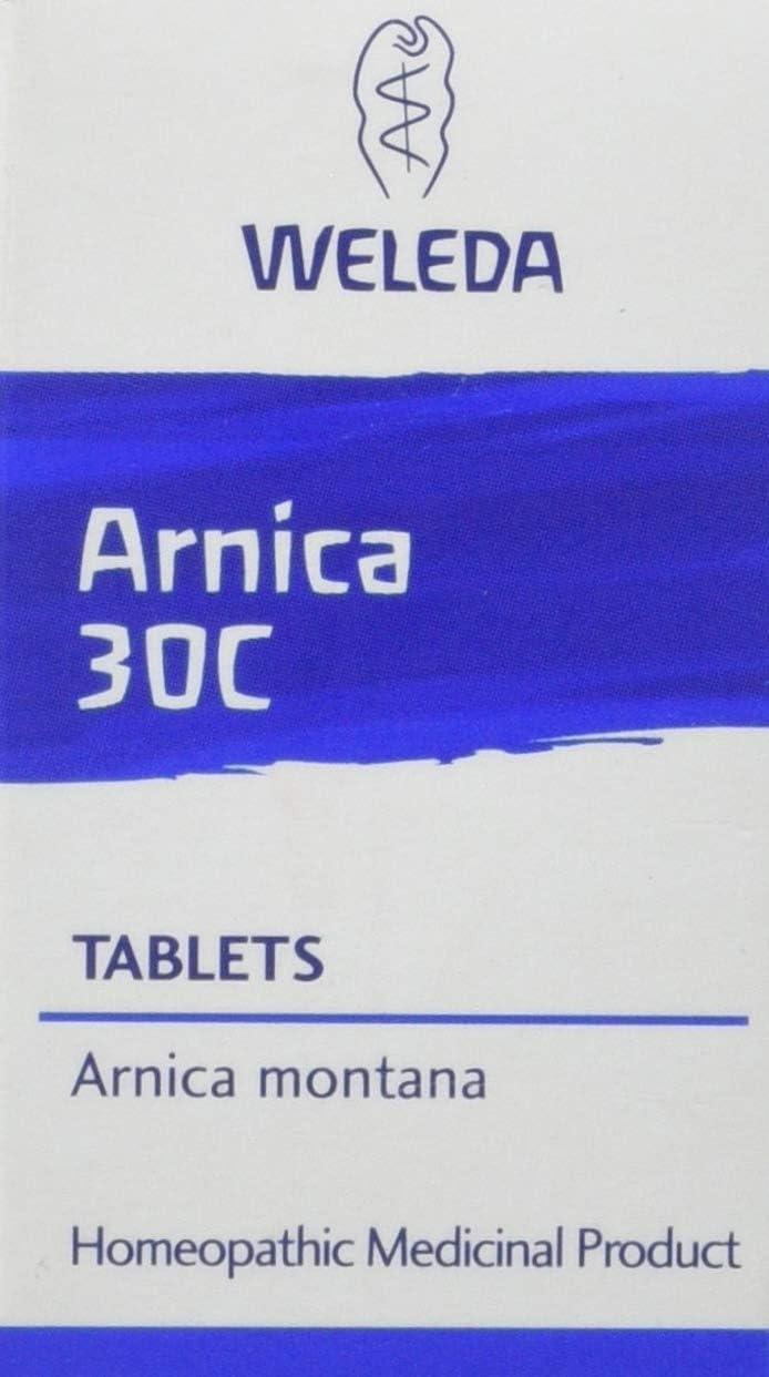 Weleda Arnica 30C - Pastillas para después de lesiones