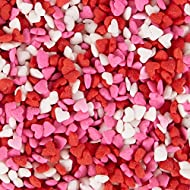 Micro Hearts Sprinkle Mix, 2.65 Ounces by Wilton