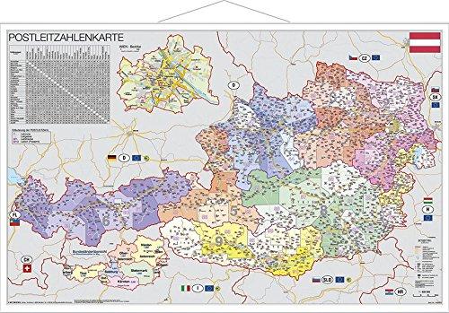 Österreich Postleitzahlen