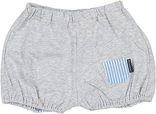 【子供服】 moujonjon (ムージョンジョン) クルマ?ぞうブルマパンツ 80cm M31161