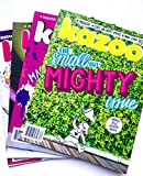 Kazoo magazine: Back to School Bundle