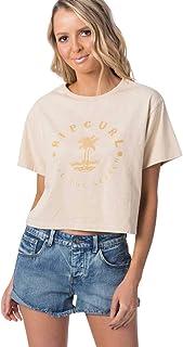 Rip Curl Women's Island Sands Crop TEE