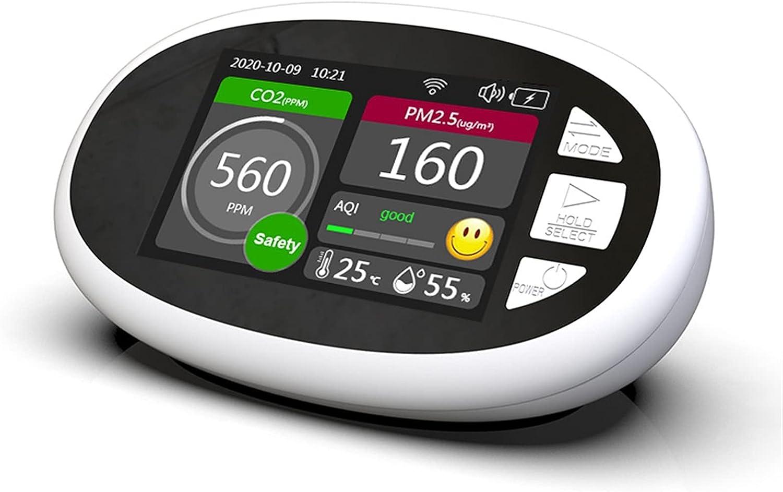 DALIBAI shop DM125 Carbon Dioxide Detector Many popular brands and CO2 Temperature Humidi