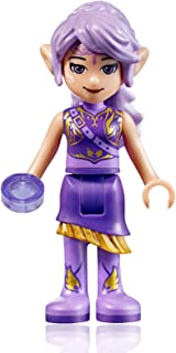 LEGO Elves Minifigure - Aira Windwhistler (with Purple Boots and Wind Element) 41193