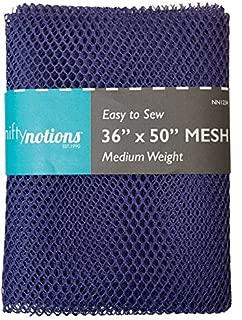 Nifty Notions Mesh Fabric Medium Weight 1 yard / 36
