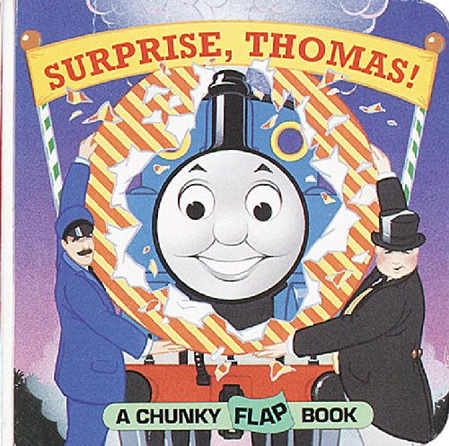 Surprise, Thomas! (Thomas & Friends) (A Chunky Book(R))の詳細を見る