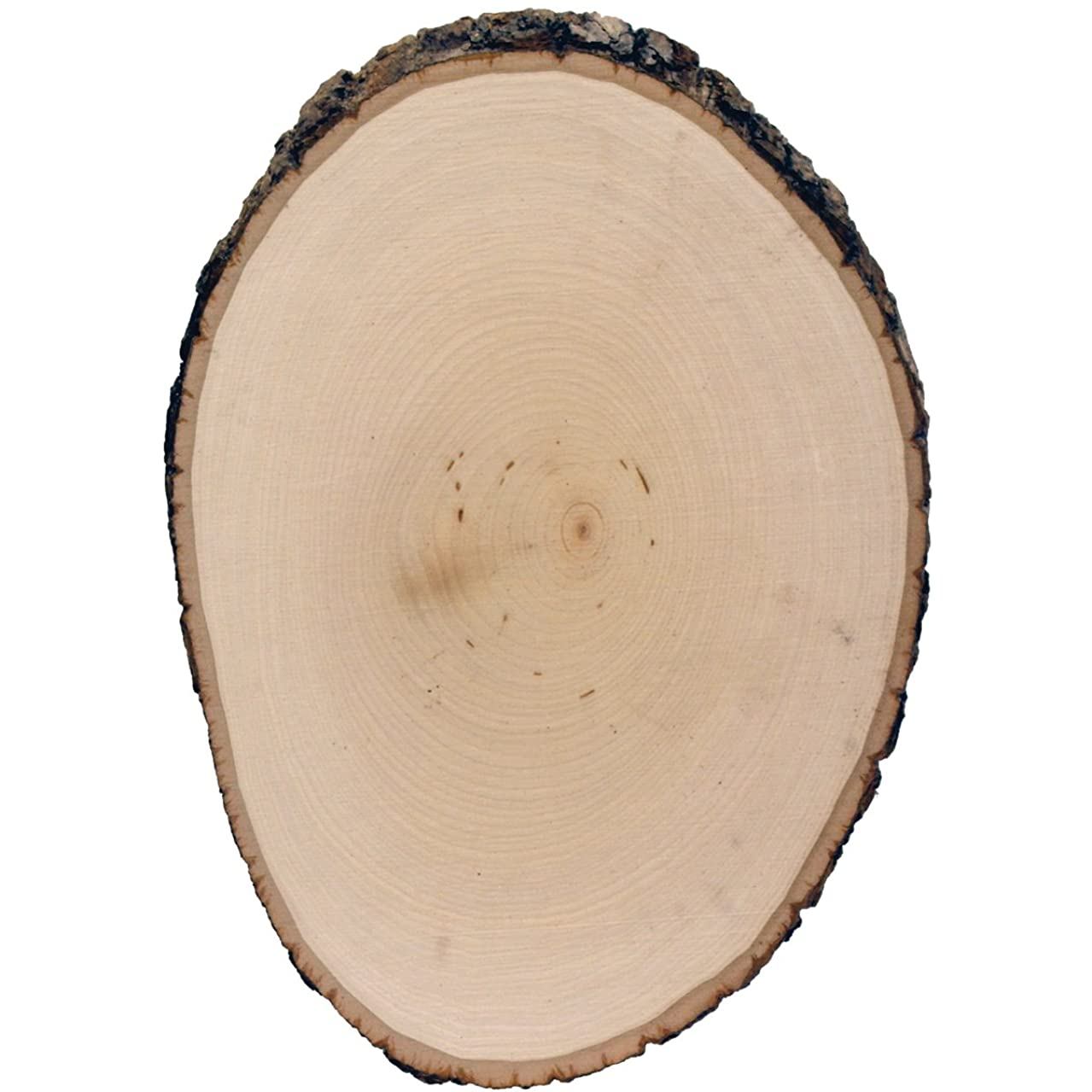 Walnut Hollow 5509 Basswood Country Round Plaque 8.5